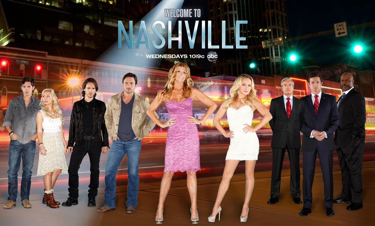 Nashville Cast Tour