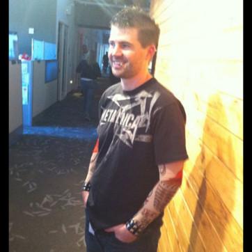 Matt Roach - Contest Winner